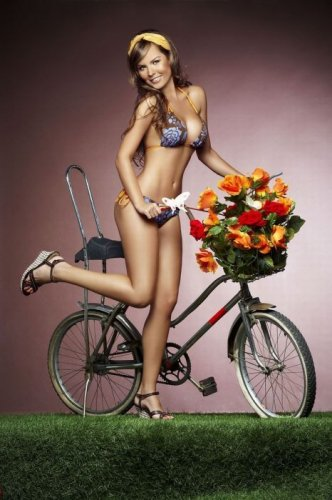 Красивые пятничные девушки-модели