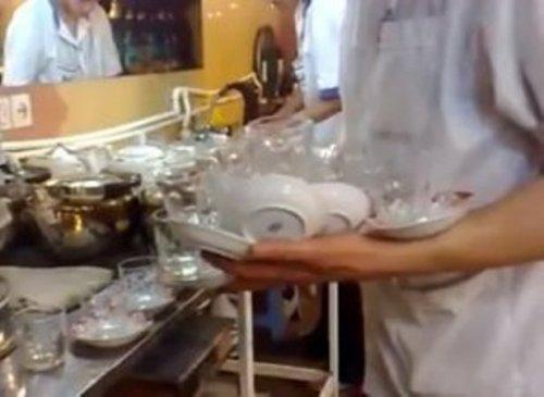 Удивительные способности официанта