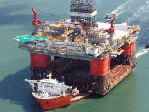 Морские судна для перевозки больших грузов