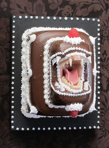 Зубастые торты