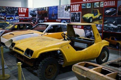 Самодельные советские авто