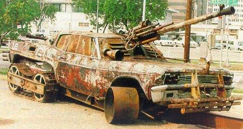 Беда автолюбителя