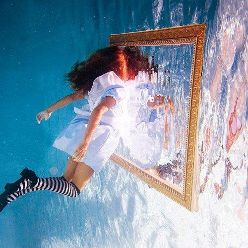 Алиса в подводной стране