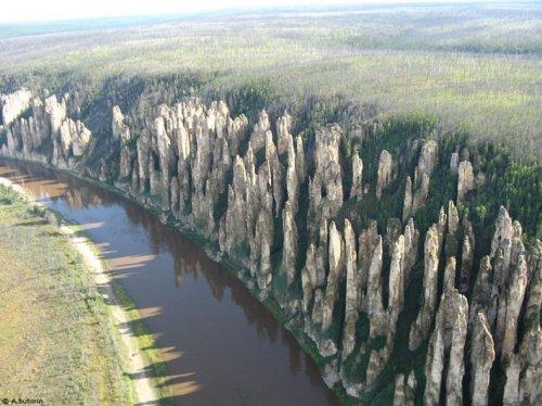 Ленский каменный лес
