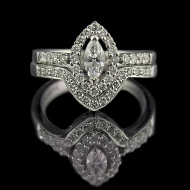 Бриллиантовые кольца фото 5