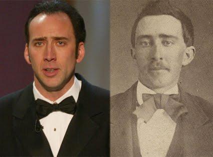 Николас Кейдж - вампир?