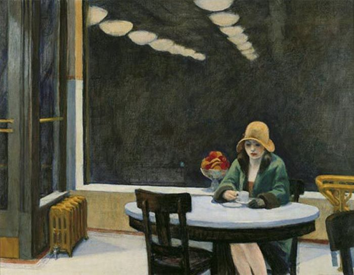 an analysis of four paintings Free essay: analysis of the painting the persistence of memory source:   np - the persistence of memory by.