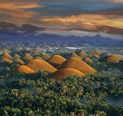 10 самых необычных пейзажей планеты