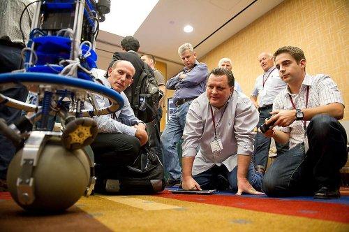 Конференция роботехники и интеллектуальных систем