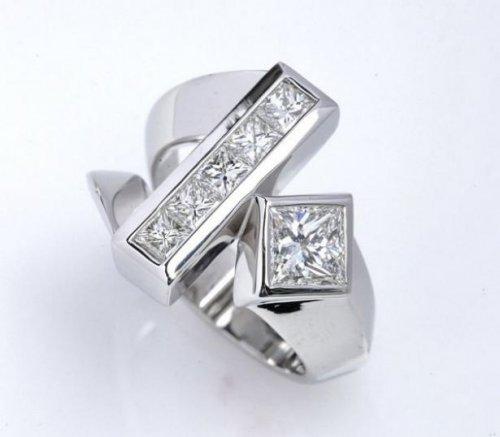 Самые дорогие бриллиантовые кольца