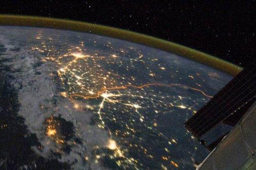 Удивительные космические фотографии за сентябрь