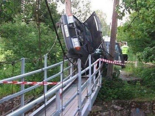 Невероятные аварии