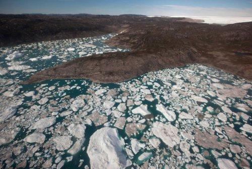 Белоснежная Гренландия