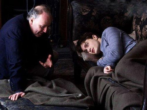 Гарри Поттер - за кадром