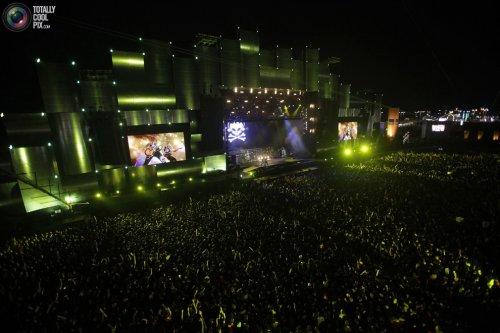 Фото с фестиваля Rock In Rio