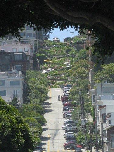 Самая извилистая улица мира
