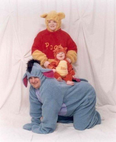 Забавные фото из семейного альбома