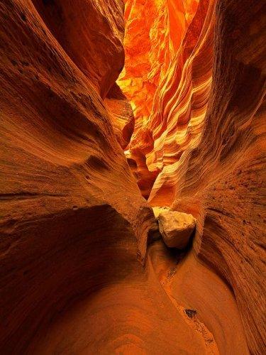 Красивейшие каньоны мира