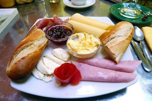Завтраки в различных странах