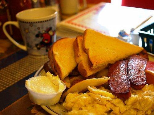 Самые распространенные завтраки в разных странах мира. Фото