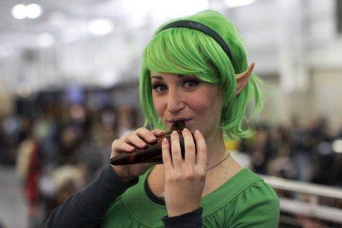 Лучшие косплееры Comic-Con 2011 года
