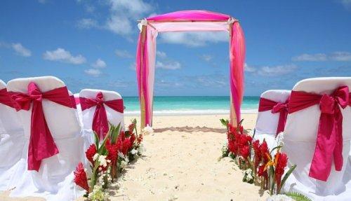 Идеальные места для свадеб