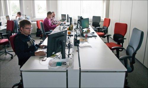 """Офис компании """"Одноклассники.ру"""""""