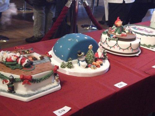 Выставка тортов в Гамбурге 2011