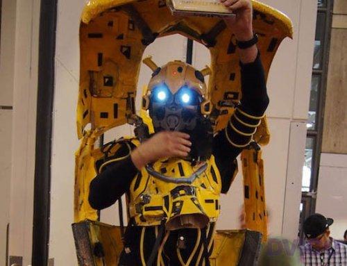 Костюмы к Хэллоуину с Comic Con 2011