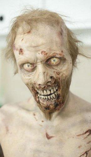 Как самостоятельно сделать зомби