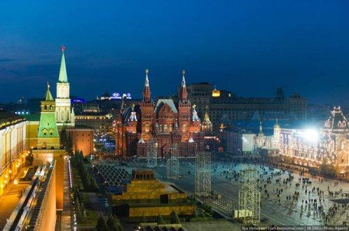Фотографии Кремля