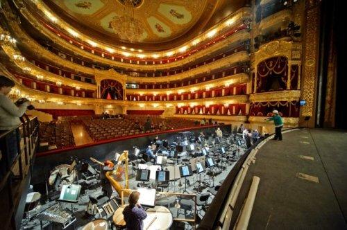 Большой Академический Театр готовится к открытию