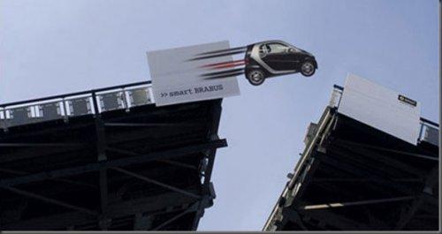 Двойные рекламные билборды
