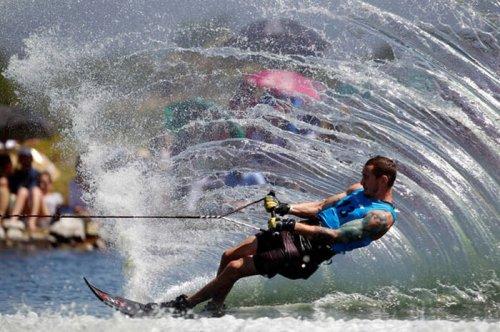 Впечатляющие спортивные фотографии