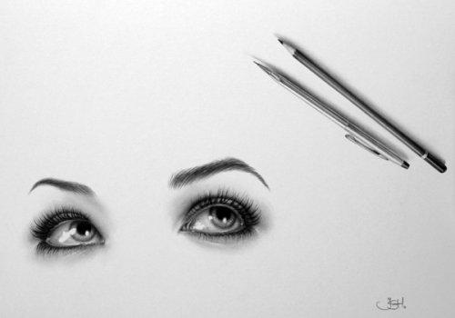 Портреты знаменитостей карандашом