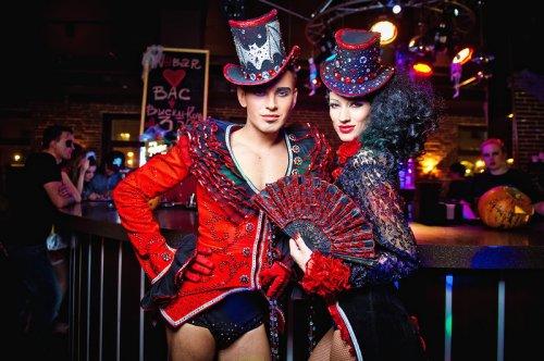 Как отмечают Хэллоуин в Москве