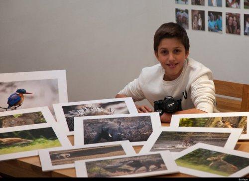 Самый юный фотограф