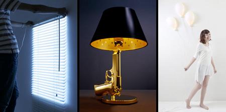 Креативный дизайн ламп