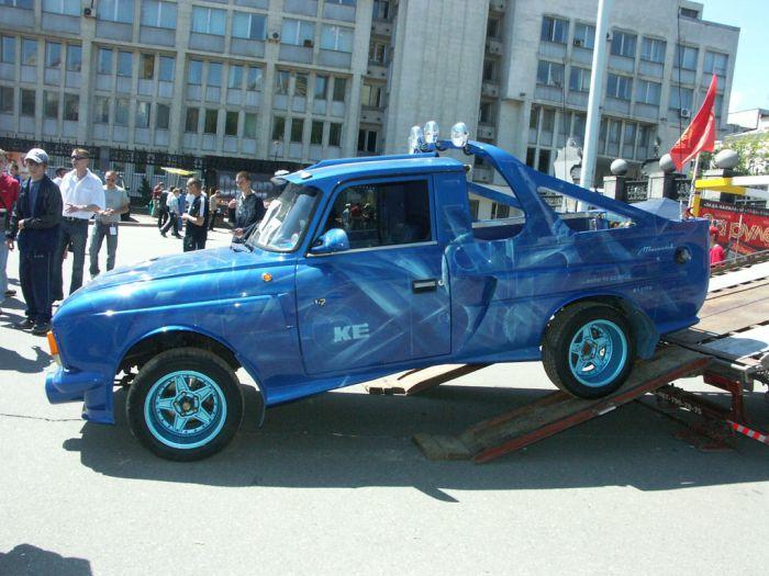 Тюнинг своими руками авто фото