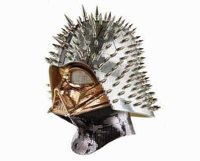 Необычные шлемы в стиле Дарт Вэйдер