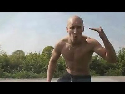 Дэмиан Уолтерс в новом видео Showreel 2011