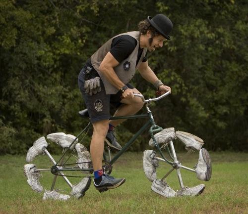Прикольные велосипеды-новинки