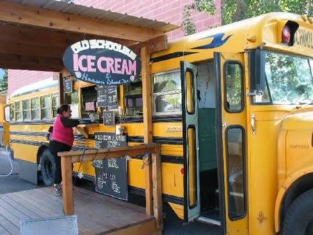 Самые нереальные грузовики с мороженым