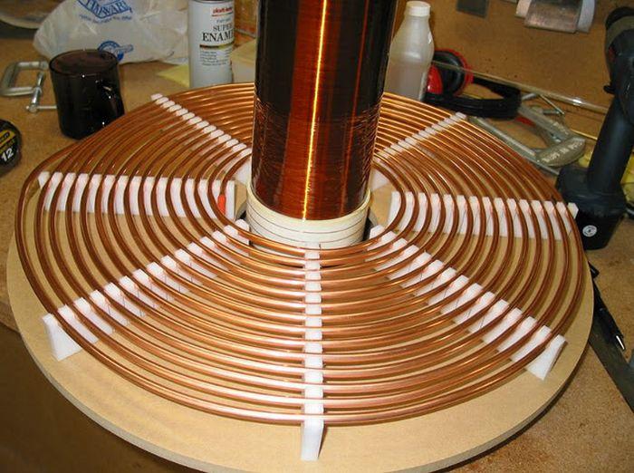 Катушка тесла в домашних условиях свободная энергия