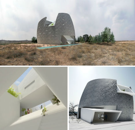 10 ультра-современных дизайнов домов
