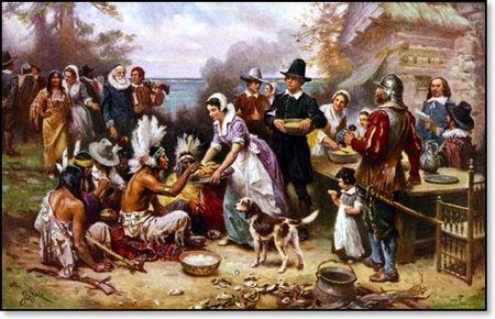 10 фактов о дне Благодарения