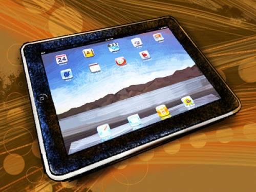 Рисунки на iPad