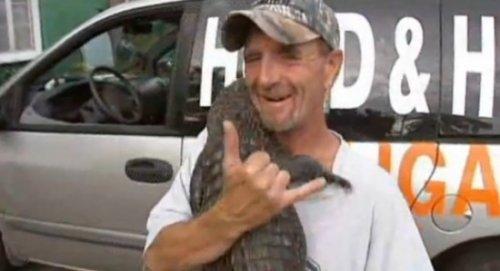Сколько стоит обнять аллигатора?