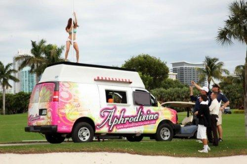 Магазинчик мороженого Aphrodisiac