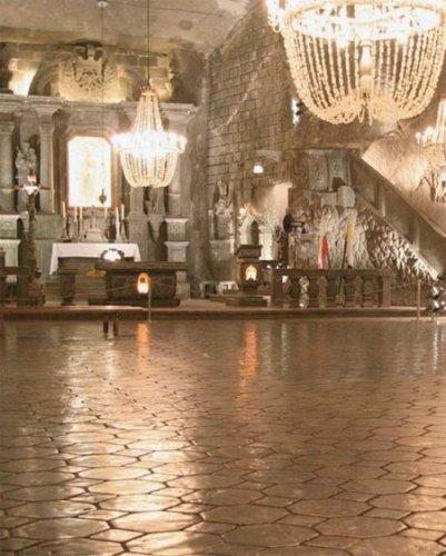 9 самых невероятных подземелий